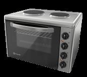 Готварска печка с чугунени плочи 203VFB